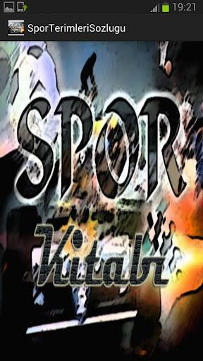 Spor Terimleri Sözlüğü