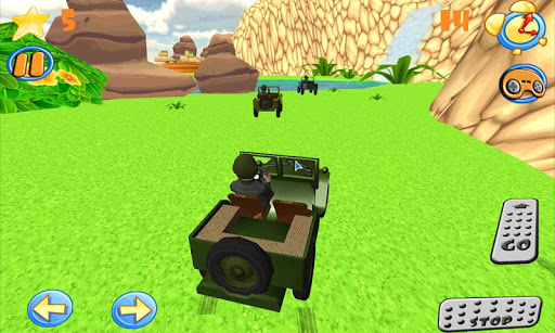 【免費賽車遊戲App】Wild race cars ( Jeep 4x4 )-APP點子