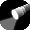 Sensor-type flashlight logo