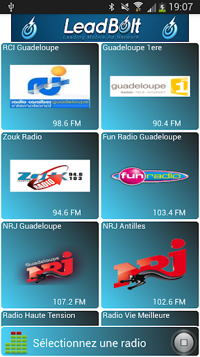 972 Radios Martinique