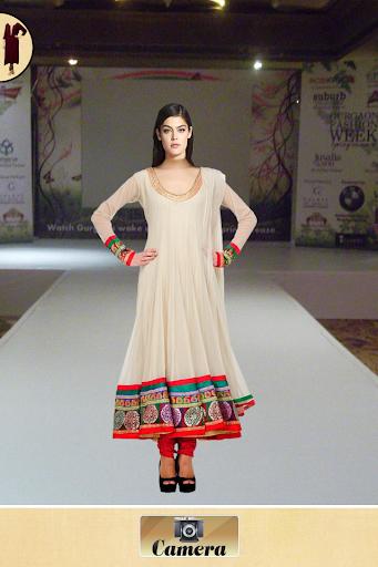 女人沙麗克米茲Shalwar套裝