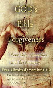 Bible-Code Forgiveness Free