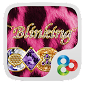 Blinking GO Launcher Theme icon