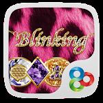 Blinking GO Launcher Theme v1.0