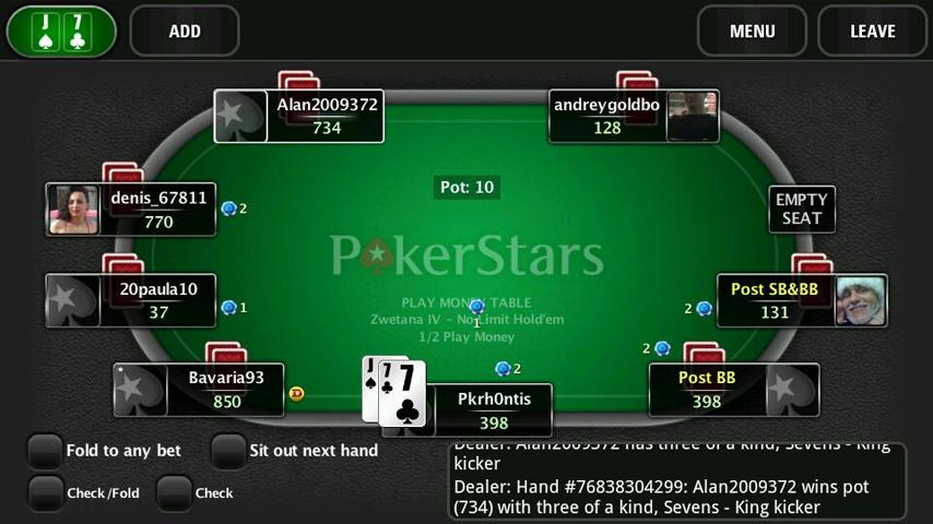 Pokerstars Free Money