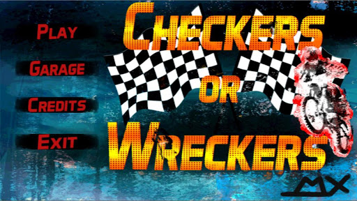 Checkers or Wreckers MX