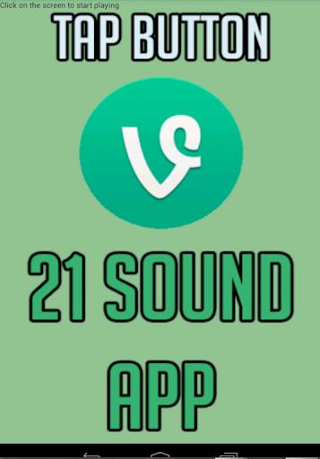 21 Vine Sound App