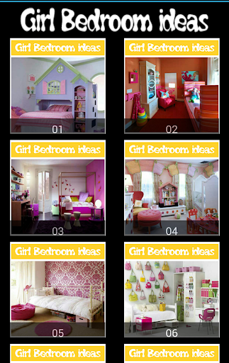 Girl Bedroom ideas Designs