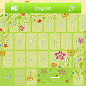 GO Keyboard Green Power icon