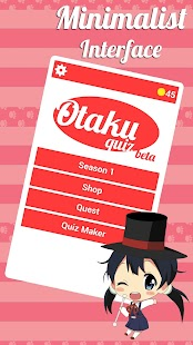 Otaku Quiz- screenshot thumbnail
