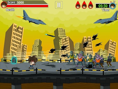 Zombie Attack Arcade Pro Game- screenshot thumbnail