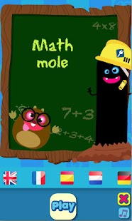 Math Mole - screenshot thumbnail