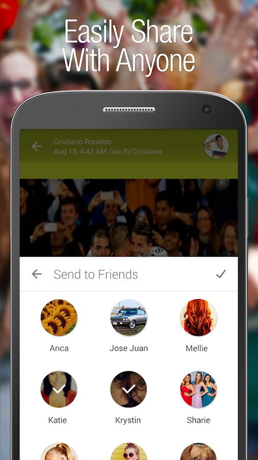 Yapert is for Fans - screenshot
