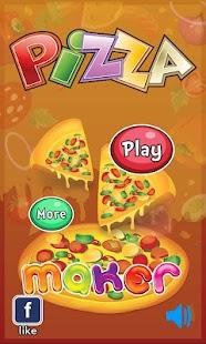 比薩店 - 烹飪遊戲