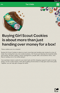 Girl Scout Cookie Finder - screenshot thumbnail