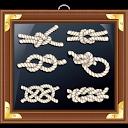 Sea knot mobile app icon