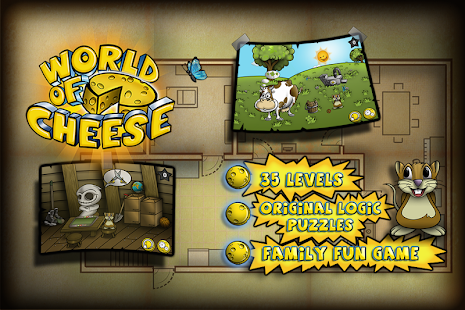 World of Cheese- screenshot thumbnail