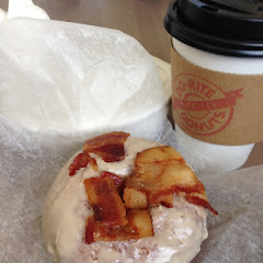 Maple Bacon Donut. This. Was. Amazing!!!!!