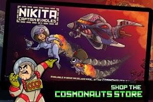Screenshot of Cosmonauts