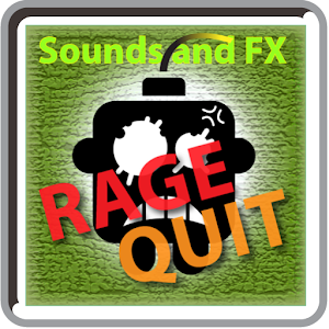 Free Apk android  Rage Quit Sounds and FX 1.3  free updated on