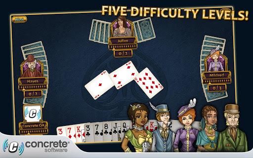 Acesu00ae Spades  gameplay | by HackJr.Pw 9