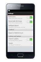Screenshot of Battery Saver - Free