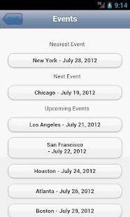 The MBA Tour- screenshot thumbnail