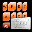LeafOrange keyboard skin logo
