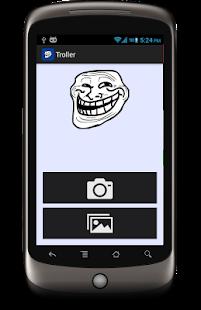 搞怪臉 – 搞怪臉照片應用程式