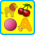 Baby Learning Games Free icon