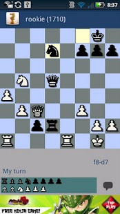 Chess Time - Multiplayer Chess - screenshot thumbnail