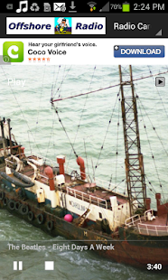 Offshore Radio- screenshot thumbnail