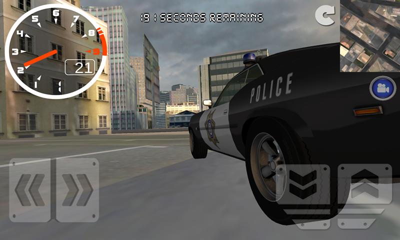 Police-Car-Street-Driving-Sim 37