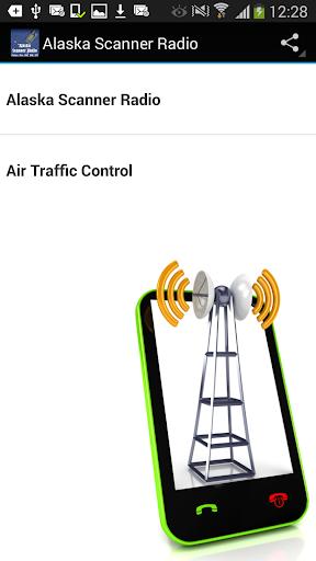 Alaska Scanner Radio