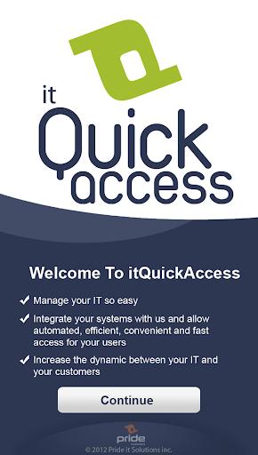 IT Quick Access Raizen