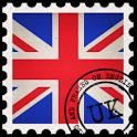 Carton - English icon