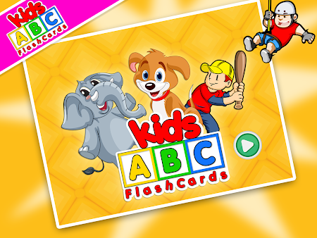 Kids ABC Flash Cards 1.15 screenshot 2077014