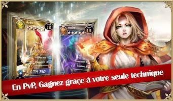 Screenshot of Arcane Magic - Jeu de cartes