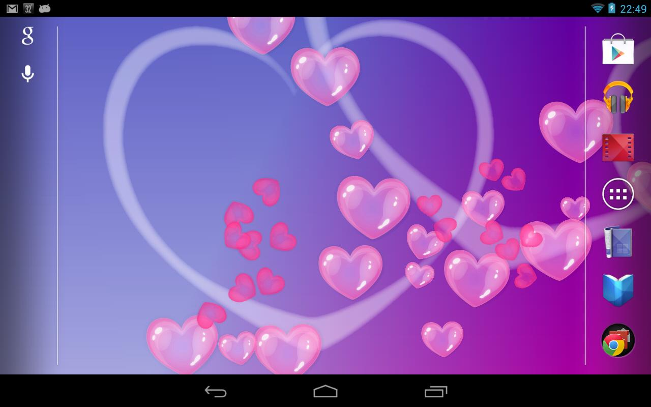 valentine u0027s day live wallpaper android apps on google play