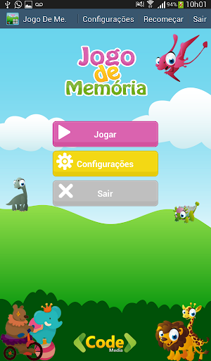 Jogo de Memória