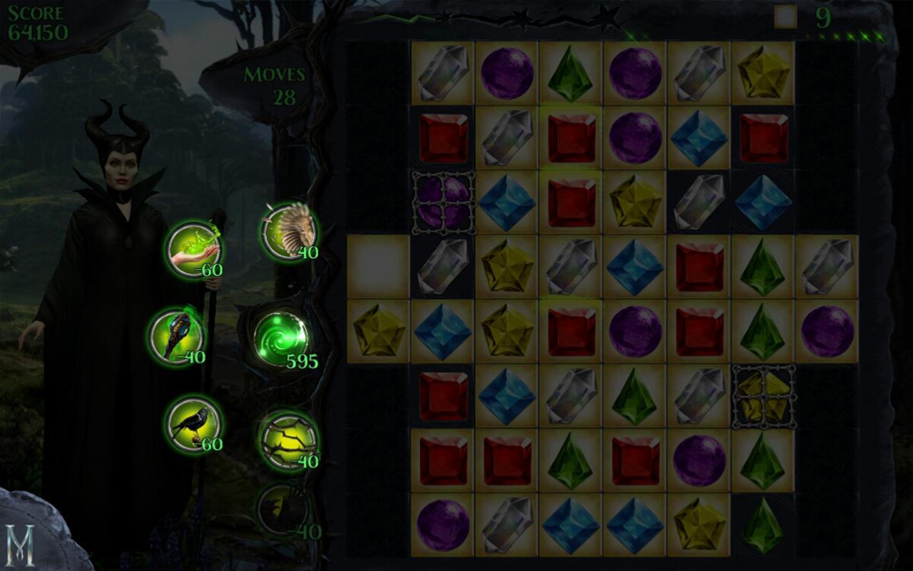 Maleficent Free Fall screenshot #13