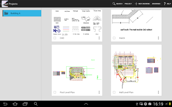 CAD Touch Free APK screenshot thumbnail 6