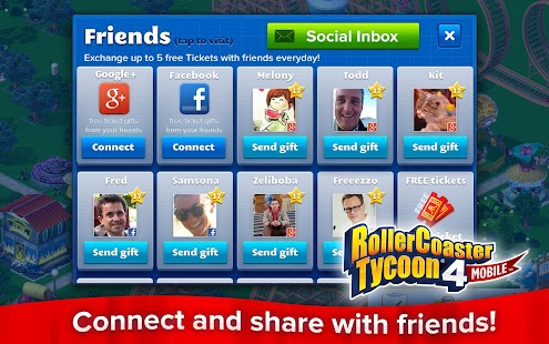 RollerCoaster Tycoon® 4 Mobile Screenshot 40