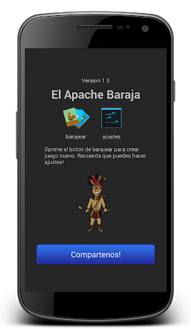 Loteria Mexicana Baraja Screenshot