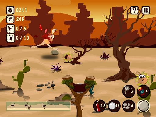 Desert Hunter - Crazy safari для планшетов на Android
