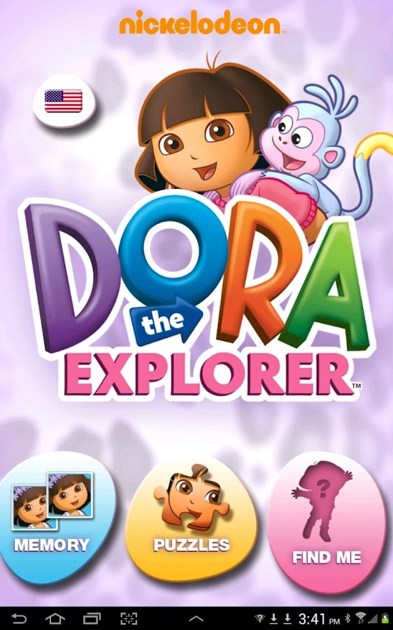 Playtime With Dora- screenshot