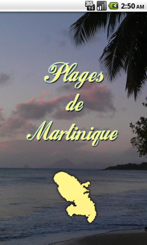 Plages de Martinique- screenshot