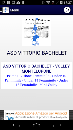 Asd Vittorio Bachelet