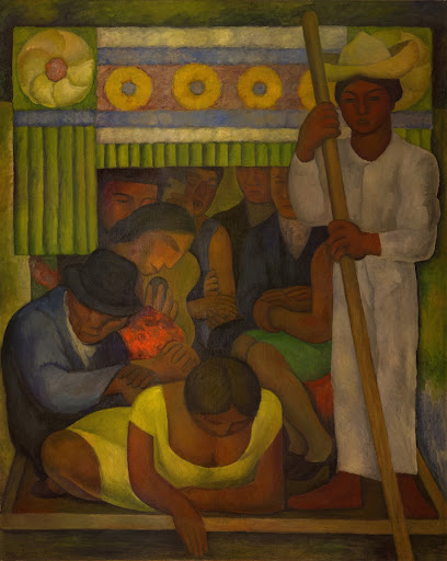 an introduction to the life of diego rivera one of modern mexicos original painters Diego, frida and the mexican school painter diego rivera took on the torment and triumph in her life and art, written by malka drucker one in.