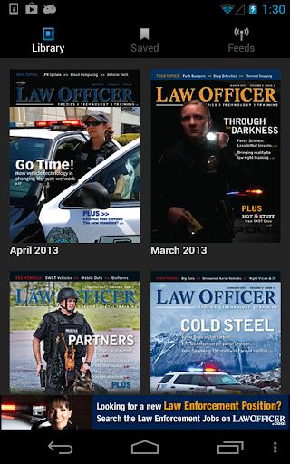 Law Officer Magazine Digital